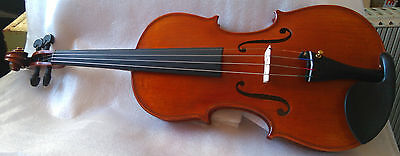 New professional quality violin by European maker 4/4