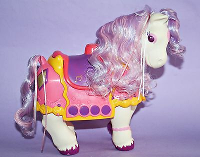 Keypers Tonka Pony * Music Pony Diamond Var. 2 * aka Gold Pony