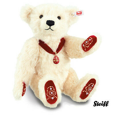 Steiff Faberge Inspired 35cm Bear Nicholas Limited Edition with box certificate