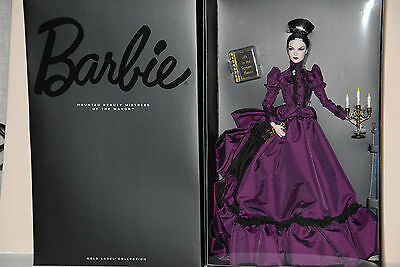 Haunted Beauty Mistress Of The Manor Barbie Doll, Fantasy & Specials Occasion