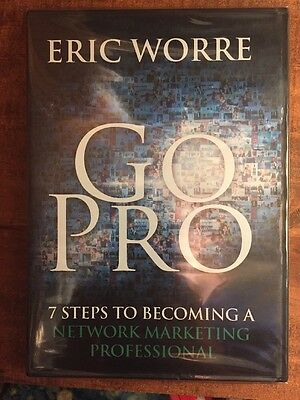 Go Pro 7 Steps To Becoming A Network Marketing Professional Audio Book