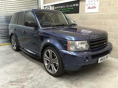 2005 Land Rover Range Rover Sport 2.7 TD V6 HSE SUV 5dr Diesel Automatic