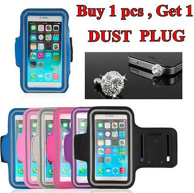 Sport Gym Armband Universal 5.5 inch Cellphone Case Running Jogging Holder Cover