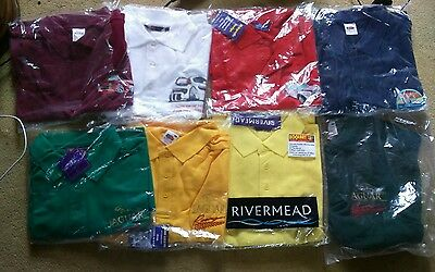Job lot 14 Polo T-shirts  (lot 6)