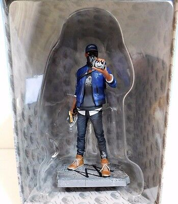 WATCH DOGS 2 SAN FRANCISCO Collectors Edition Marcus Statue  NEW
