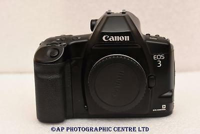Canon EOS 3 35mm Professional SLR Camera Body GOOD CONDITION