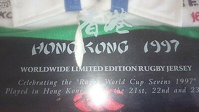 Limited Edition Framed Rugby Jersey
