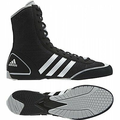 Adidas Boxing Box Rival II Onyx Boxing Boots - Black