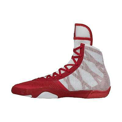Adidas Boxing Pretereo III Red Boxing Boots