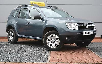 2013 DACIA DUSTER 1.5 dCi 110 Ambiance 4x2