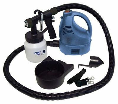 600W Paint Painting Sprayer Gun Professional 3 Spray System home outdoor indoor