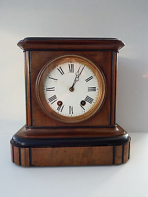 Vintage clock with French workings