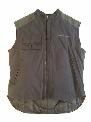 Dainese Waistcoat With Back Protector
