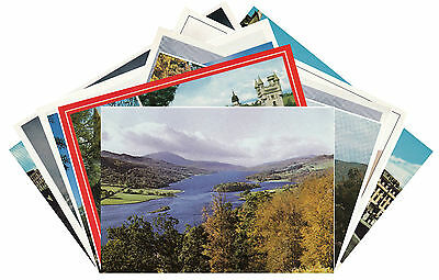 10off Postcards of Scotland (P139)