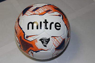 Mitre Amaro Football Soccer Ball Size 5 Match Quality
