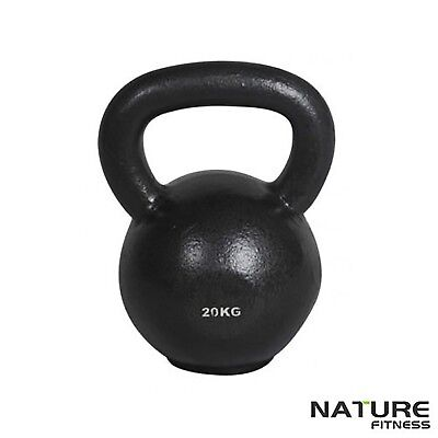 Nature Fitness 16 20 24kg Package Russian Classic Steel Kettlebell Weights