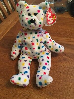 TY Beanie Baby - TY 2K with date errors