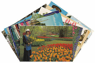 12off Postcards of the Holland (P072)