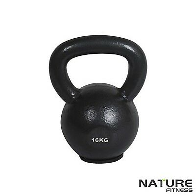 Nature Fitness 16 20 24 28kg Russian Classic Steel Kettlebell Weights
