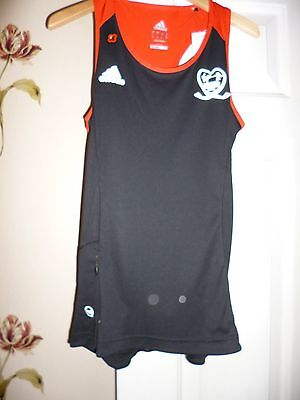 Adidas Ladies fitness top size 10 BNWT