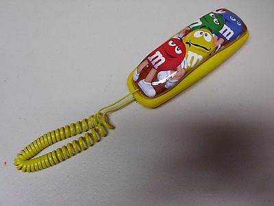 M&M Collectable Awesome Pop Culture Trim Line Phone
