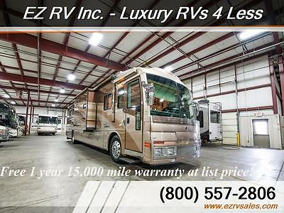 2003 Fleetwood American Eagle 3 Slides Lower Miles Very Clean!