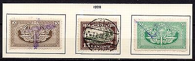 Latvia nice mixed collection 1928 ,stamps as per scan(2439)