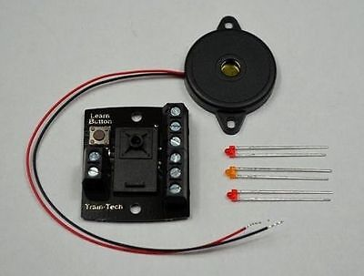 Train Tech Effect Controller for Level Crossing LFX1 HO & OO Scale