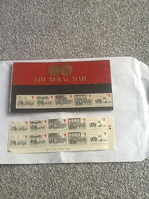 Royal Mail Mint Stamps_The Royal Mail-1984 +Extra Mint Stamps_