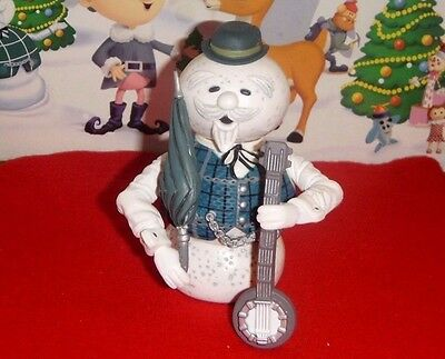 Rudolph Island of Misfit Toys SAM THE SNOWMAN Action Figure 2000 Complete
