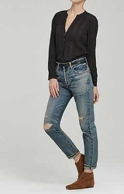 RARE SOLD OUT Citizens of Humanity Liya High Rise in Greenpoint Sz 29 NWT