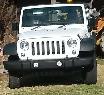 2015 Jeep Wrangler  Jeep Right Hand Drive 4WD 4 DOOR RURAL MAIL CARRIER VEHICLE