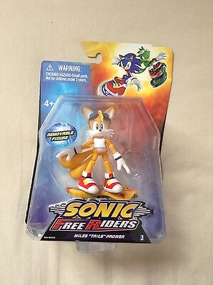 Figure Sonic The Hedgehog Free Riders (Tails)
