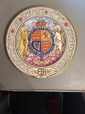 1937 Coronation of Edward VIII Paragon China