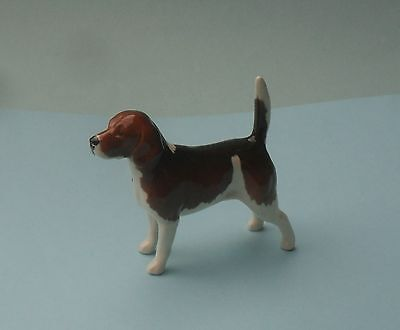 RETIRED BESWICK BEAGLE 'WENDOVER BILLY' DOG FIGURINE - No. 1939