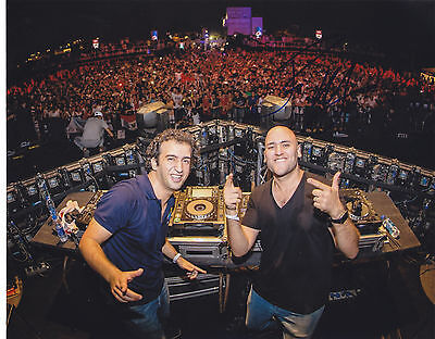 Aly And Fila Signed Autographed Edm Trance Dance Music 8X10 Photo  Proof #3