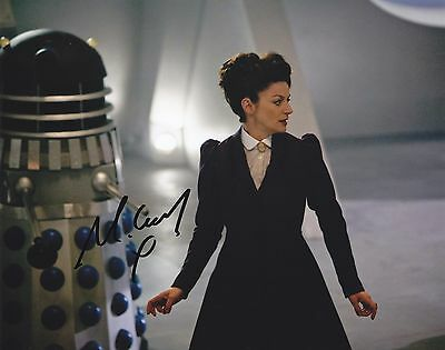 Michelle Gomez Signed Autograph Dr Who Missy 8X10 Photo  Exact Proof #2