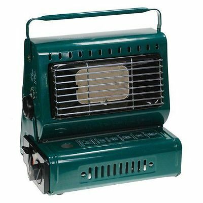 Kingfisher OLHEATER Portable Camping Gas Heater - Green