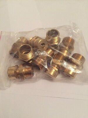 Swa Brass Gland for 4L - 1.5  MICC Cable X 9