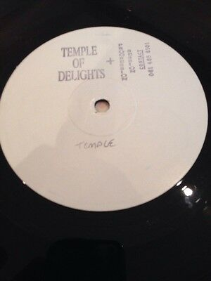 Temple Of Delights Rave Dance 90s