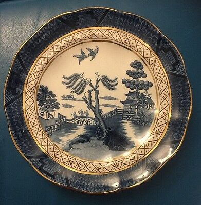 "Booths Real Old Willow - 9"" Dinner Plate"