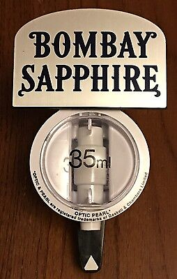 Bombay Sapphire Optic Pearl By Gaskell & Chambers Limited - Unused