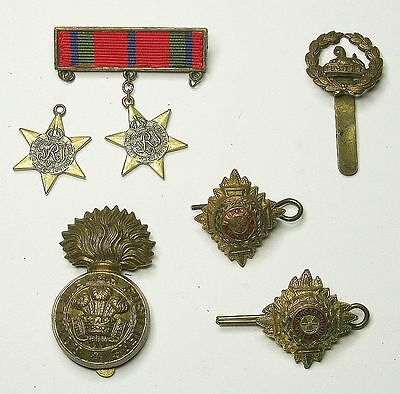 Military Badges Assorted Egypt, Welsh......Scroll Down