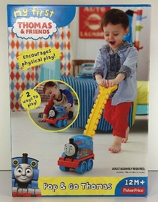 Thomas And Friends Pop And Go Thomas