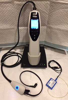 InteracousticsTitan Clinical Tympanometer / DPOAE System