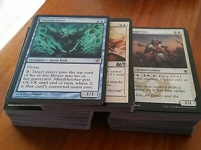 "250 Magic the Gathering Cards ""NO DUPLICATES"" Common/Uncommon/Rares included"