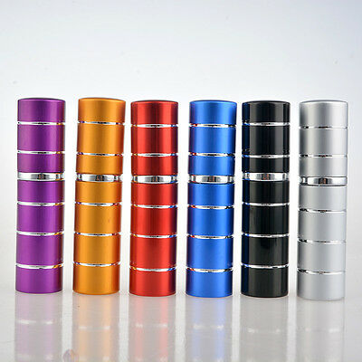 Mini 10ml Easy Fill Refillable Travel Perfume Atomizer Pump Spray Pocket Bottle