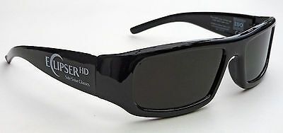Plastic Safe Solar Eclipse Glasses - ISO and CE Approved Sun Shades NEW FREE P&P