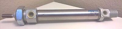 **NEW** FESTO AIR CYLINDER DSNU-20-80-P-A 19211 , BORE 20mm STROKE 80mm