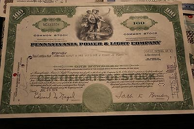 Lot of 10 Different Stock Certificates Colorful Engraved Vintage Scripophily #2